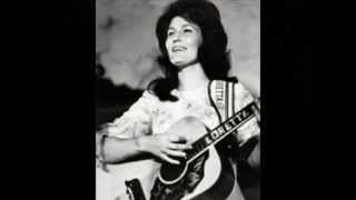 Loretta Lynn -- Crazy Out Of My Mind