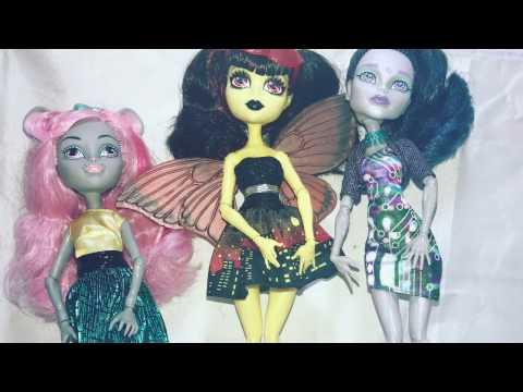 Monster High Dolls Boo York Boo York