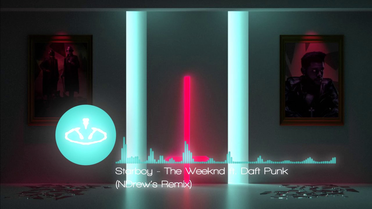 The Weeknd Ft. Daft Punk (NDrew's Remix)