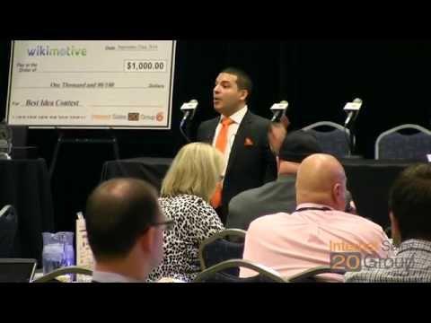 "Sean V. Bradley ""Money Mind Mapp""  Keynote Speech - Internet Sales 20 Group - Boston, MA -  2014"