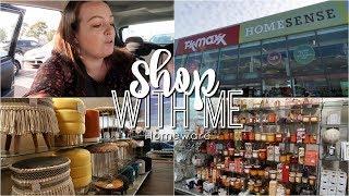 Shop With Me: Homesense & TKMaxx | Vlog & Haul 2019