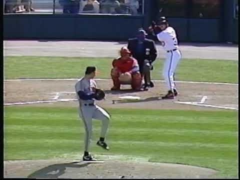 Baltimore Orioles 1992 - The First Season at Camden Yards