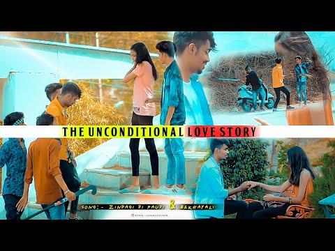 Zindagi di paudi & bekhayali  THE UNCONDITIONAL LOVE STORY  millind gaba & Kabir Singh
