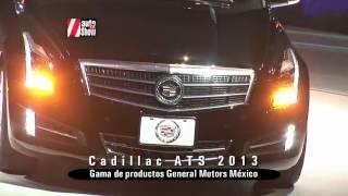 Gama de productos General Motors México