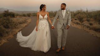 JoVon + Maqailla Wedding Story