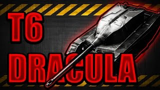 Is The T6 Dracula The Most OP Tank in WoT Blitz? - Tank Montage