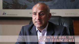 Deepak Raj Joshi,CEO Nepal Tourism Board,talks about HTM