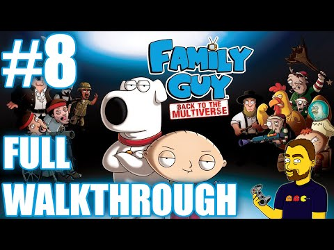 family-guy:-back-to-the-multiverse-walkthrough-part-#8---chickens-in-space-|-gameplay