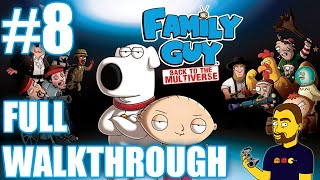 Family Guy: Back to the Multiverse walkthrough part #8 - Chickens In Space | GAMEPLAY