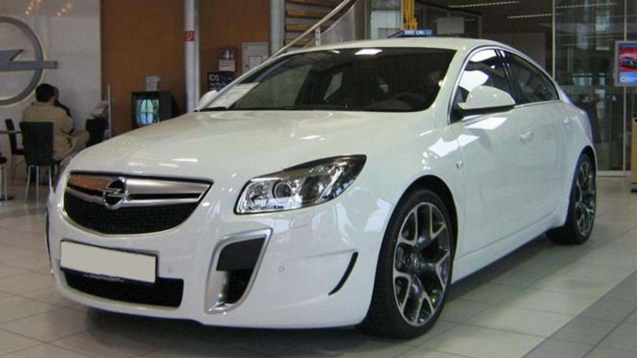2012 OPEL INSIGNIA 20 Cdti Review YouTube
