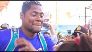 El Dorado: Juan Flores causó alboroto en los mercados de Arequipa