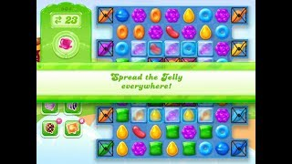 Candy Crush Jelly Saga Level 904 (3 star, No boosters)