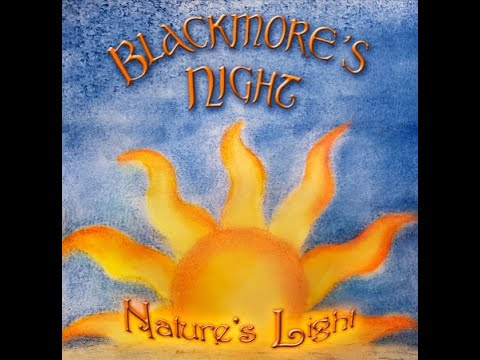 "Ritchie Blackmore's BLACKMORE'S NIGHT debut new song ""Once Upon December"" off album ""Nature's Light"""
