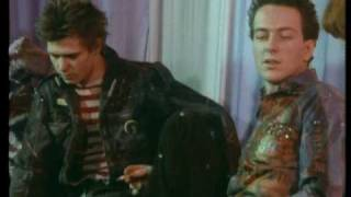 The Clash Interview
