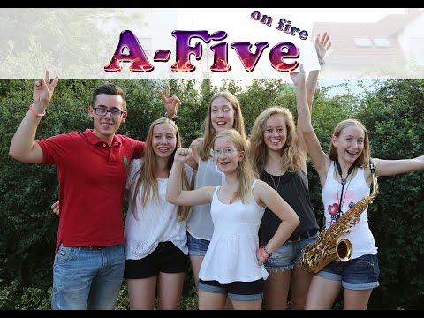 A-Five Parkfest 19 07 2014 in Lampertheim