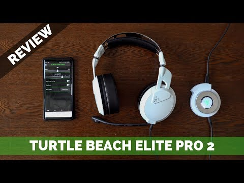 Turtle Beach Elite Pro 2 + Super AMP Review!