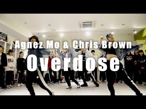 AGNEZ MO - Overdose (ft. Chris Brown) / ON TOPLINE Choreography