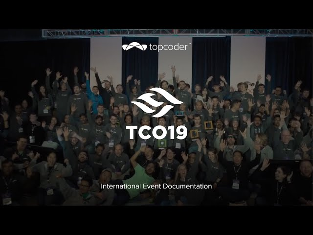 TCO19 Full Event Recap - Topcoder (Corporate Clip)