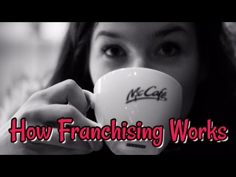 How Franchising Works - What is a Franchise?