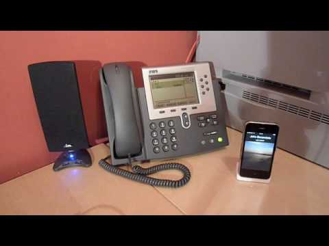 Cisco 7960G IP Phone on Asterisk - SifWiki