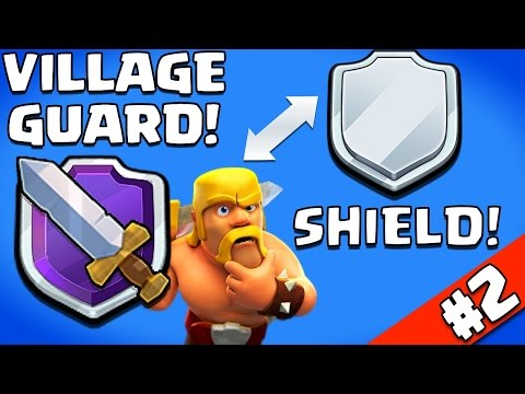 THE VILLAGE GUARD! Clash of Clans Town Hall 11 Sneak Peeks Pt  2