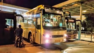 KSRTC FlyBus Departing From Bengaluru Airport   Volvo B9R With Engine Sound   KIA   #RCBuses   India