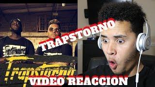 redimi2   trapstorno   video oficial  ft  natan el profeta  rubisnky rbk  philippe   reaccion