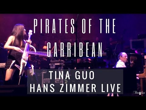 Hans Zimmer Live: Tina Guo - Pirates of the Caribbean