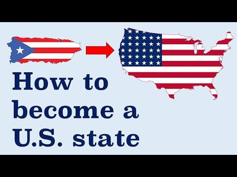 How to Become the 51st state