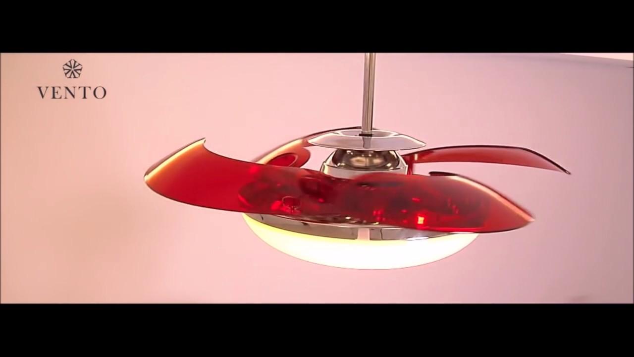 Ventilateur De Plafond Mela Un Lustre Ventilateur De Plafond De Http Ventilateurs Plafond Com Youtube