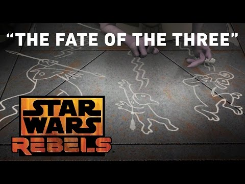 The Fate of the Three - Legends of the Lasat Preview | Star Wars Rebels