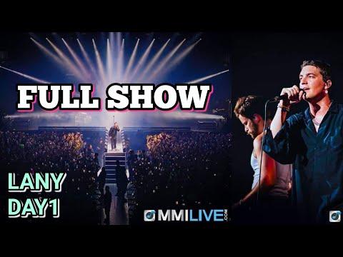 LANY FULL SHOW MANILA MALIBU NIGHTS TOUR (DAY 1 - JULY 23, 2019)