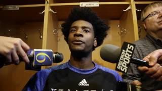 Josh Jackson, Miles Bridges and Cassius Winston discuss friends vs. friend matchup