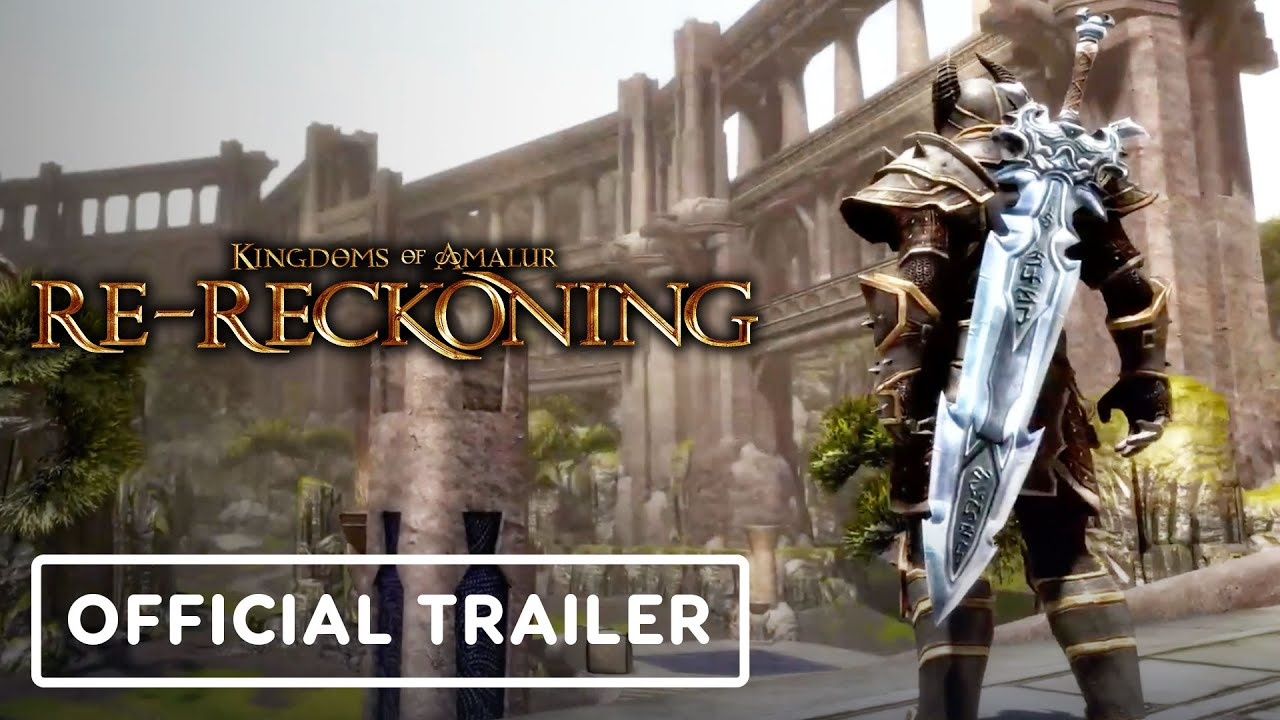 Kingdoms of Amalur: Re-Reckoning - Official Nintendo Switch Trailer - IGN
