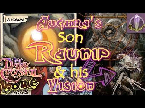 Aughra's Son Raunip & His Vision - The Dark Crystal Explained