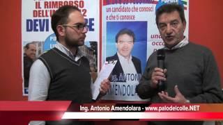 Intervista Ing. Antonio Amendolara - www.palodelcolle.NET