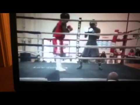 1st round Anthony mendez