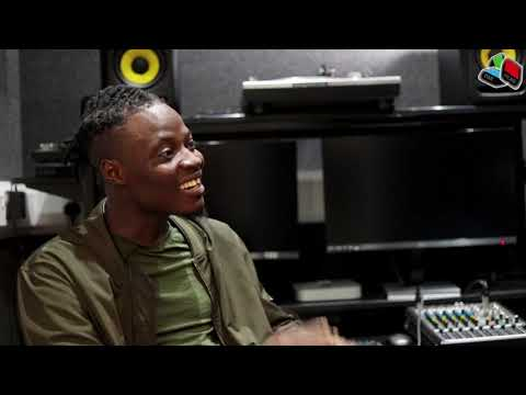 Fancy Gadam Talks about his UK Experience and the Music Industry Mp3
