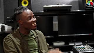 Fancy Gadam Talks about his UK Experience and the Music Industry