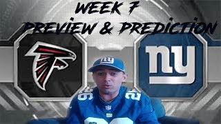 New York Giants  NY Giants vs  Atlanta Falcons preview and prediction
