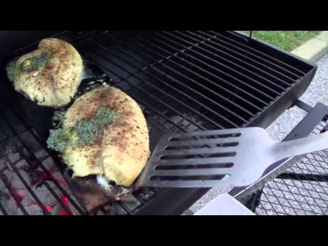 CEDAR PLANK GRILLED TILAPIA FILETS