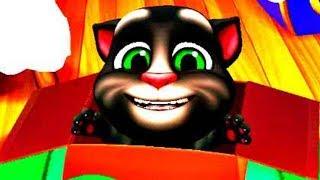 Новая мульт игра Котик Том 2 , #1, первая встреча с котенком, мультик про милого котенка