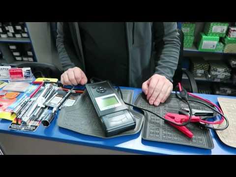 Супер прибор для тестирования автомобильных аккумуляторов