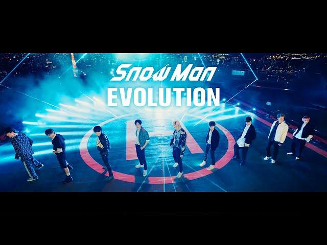 Snow Man「EVOLUTION」Music Video