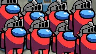 CLONARAM O GODENOT - Among Us ( Clones Mod )