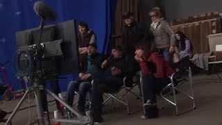 №13. Секреты съемочной площадки фильма Вий 3D. Хома Брут. Viy 3D