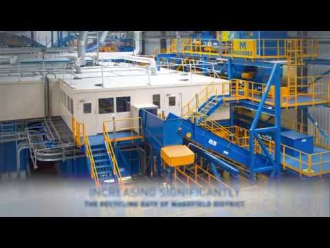 Shanks Wakefield Waste Treatment Facility
