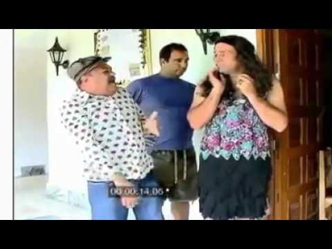 Video super comicos cubanos Circuito cerrado