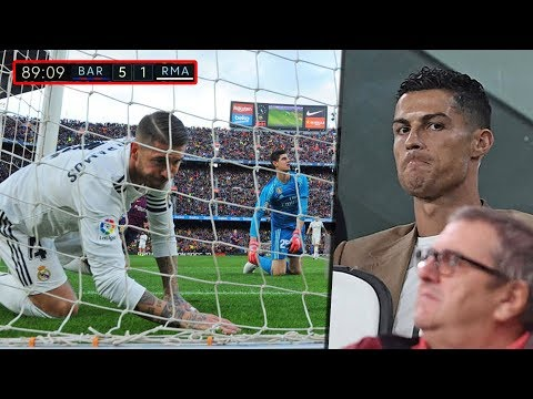 Real Madrid without Ronaldo and with him - Differences |HD