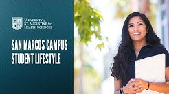 San Marcos Campus Student Lifestyle - University of St. Augustine for Health Sciences